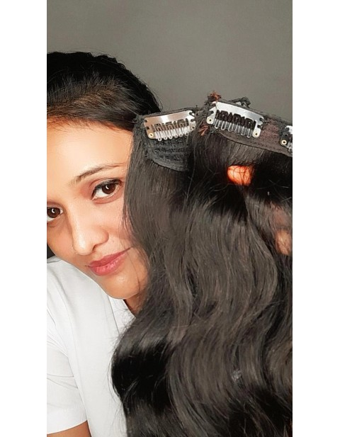 INVISIBLE COVERUP NATURAL STRAIGHT PATCH